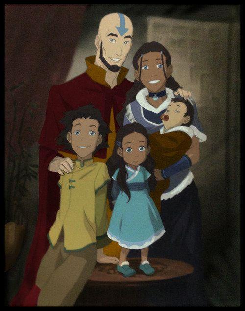 39++ Aangs family info