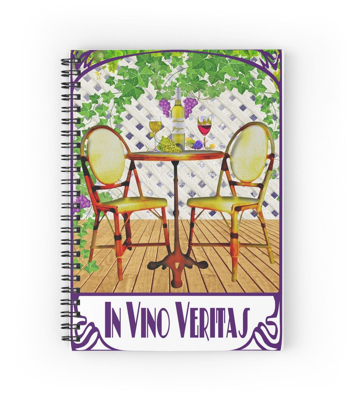 IN VINO VERITAS, Latin Phrase There is Truth in Wine ...