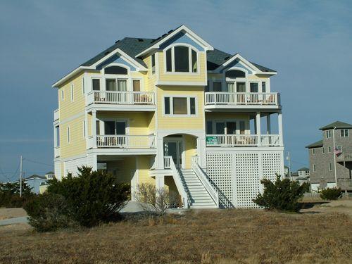 nags head nc beach house rentals  g home, Beach House/
