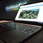 Chromebook Pixel, la primera computadora portátil de Google