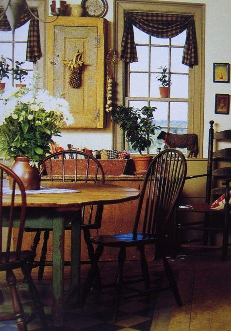Old Prim Mustards... | Vintage | Pinterest | Decoracion country ...