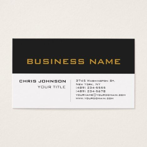 White grey contemporary professional business card business card white grey contemporary professional business card business card maker pinterest business cards business and business essentials reheart Images