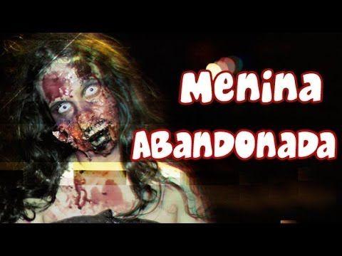 Broma de la Niña zombi abandonada