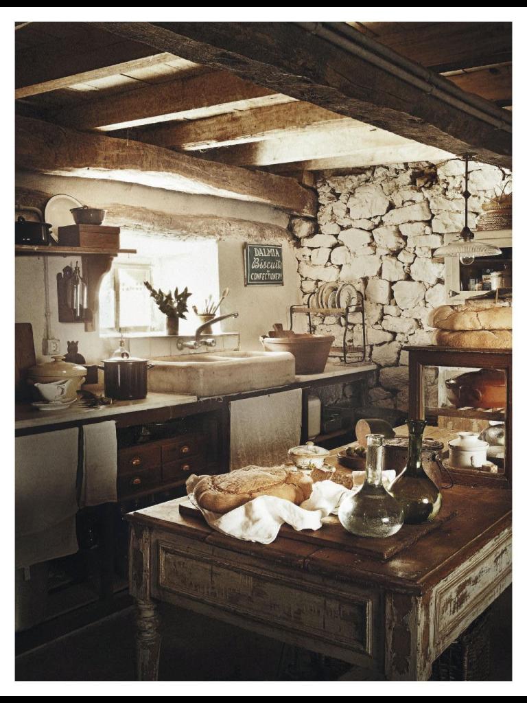 Cocina rustica Rustic kitchen, Rustic kitchen