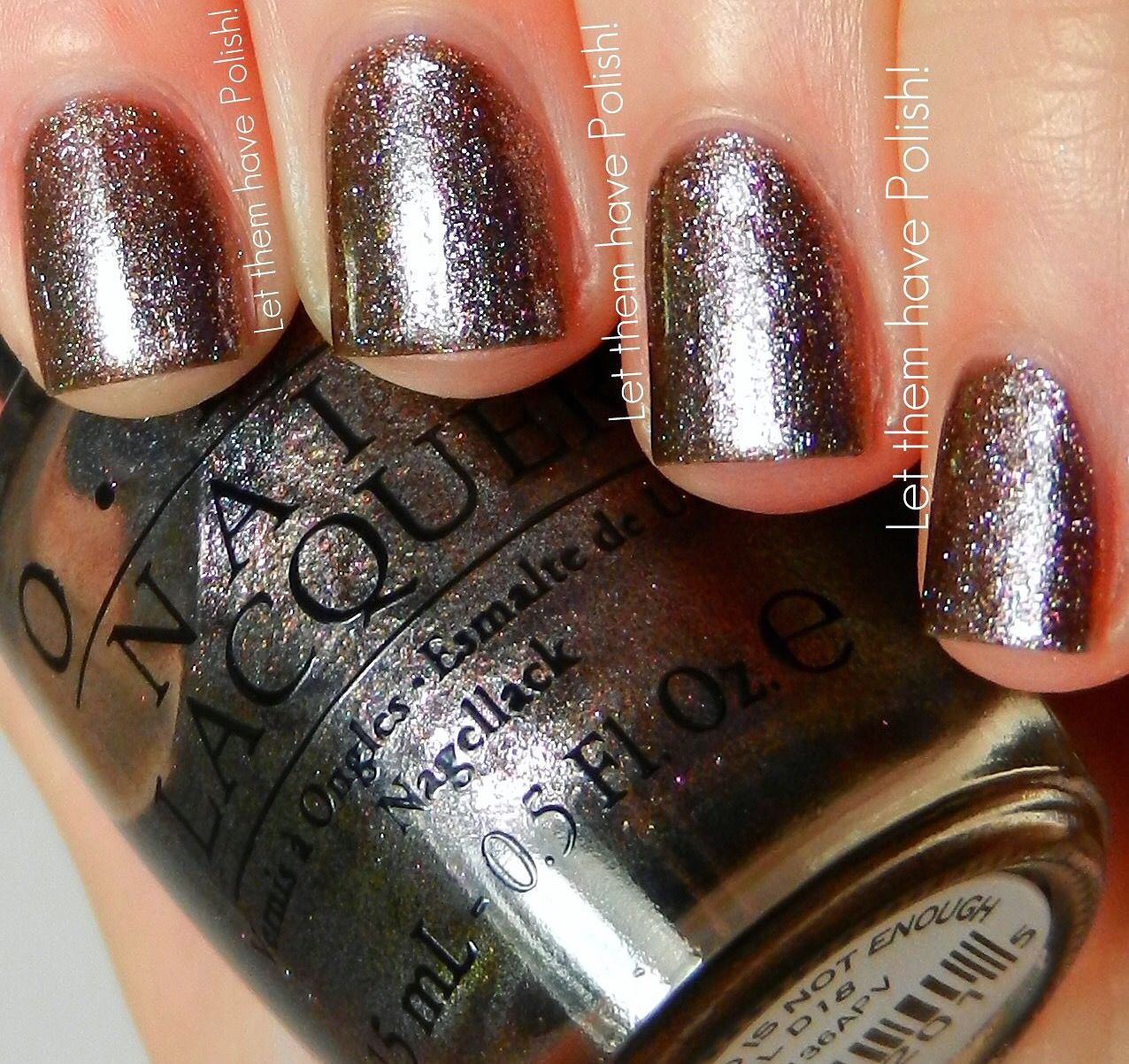 $4 OPI The World is Not Enough • Brand New • Never Used