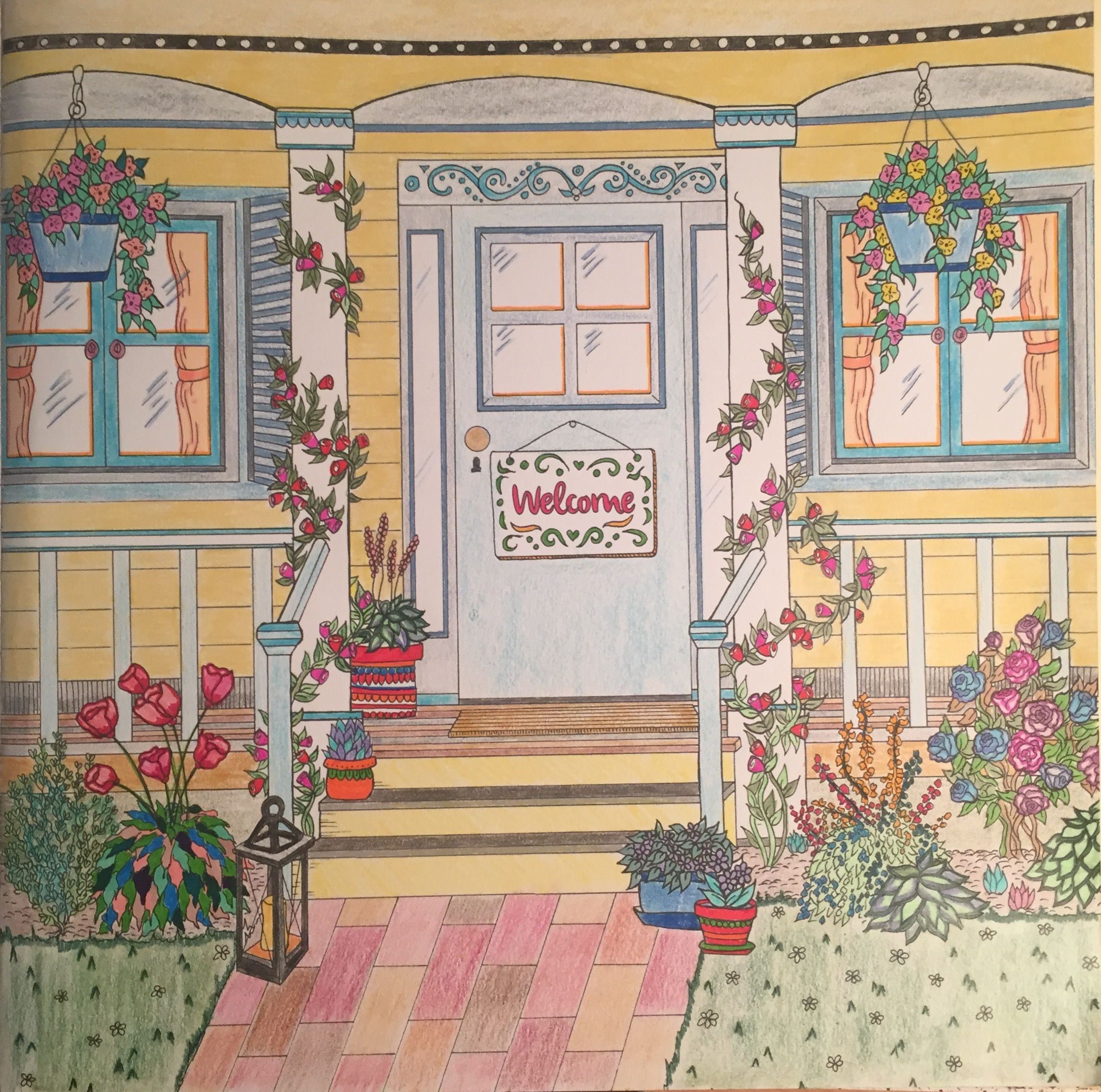 Come Home to Color--kkb