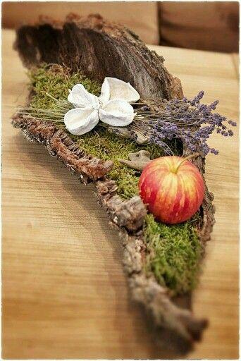 Natur deko | HOME/DECO | Pinterest | Flower designs ...