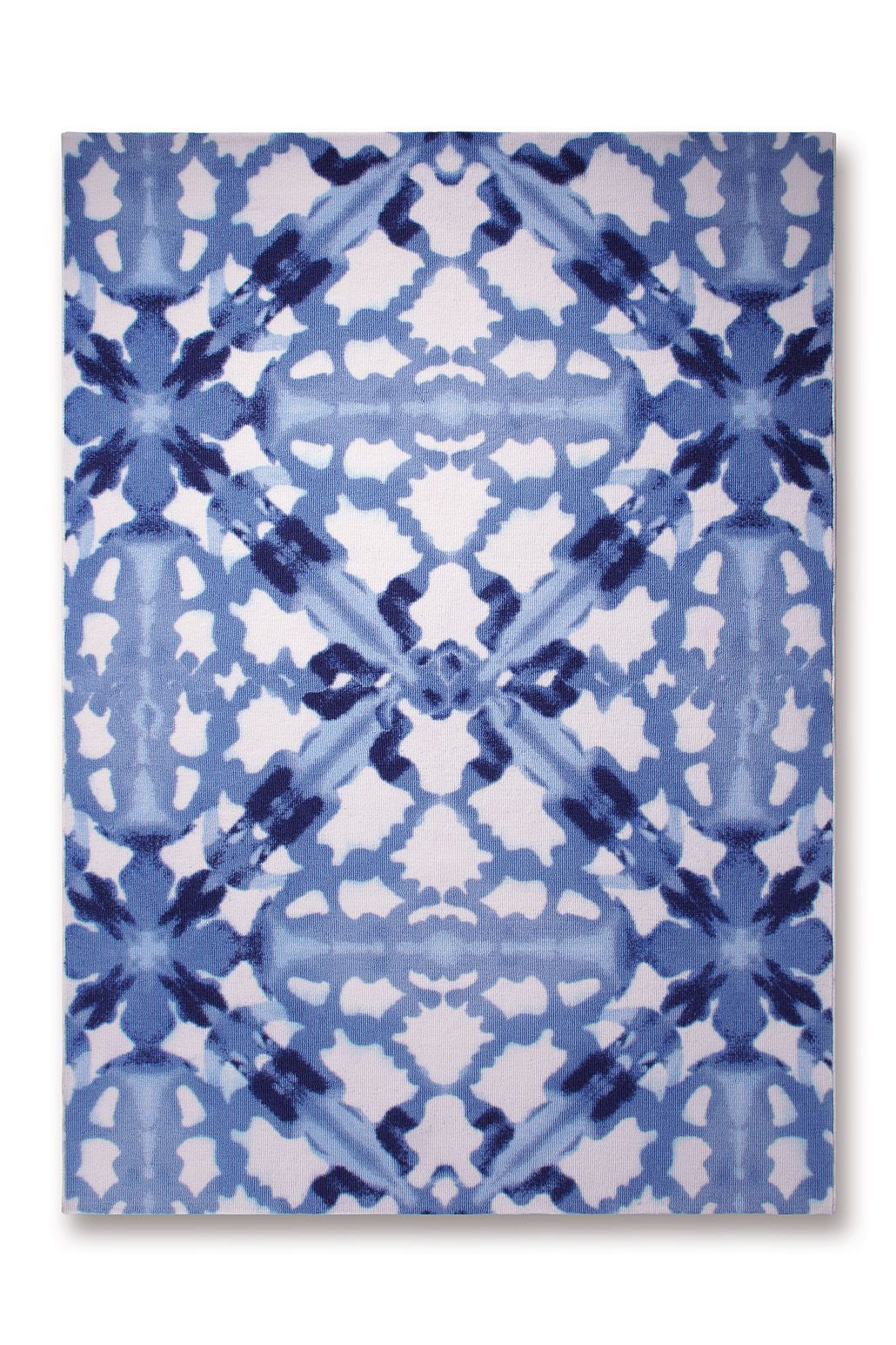 Esprit Teppich Sale Teppich Blue Abstract Casual - Esprit Online-shop | Modern Rugs Blue, Rug Shopping, Abstract Rug