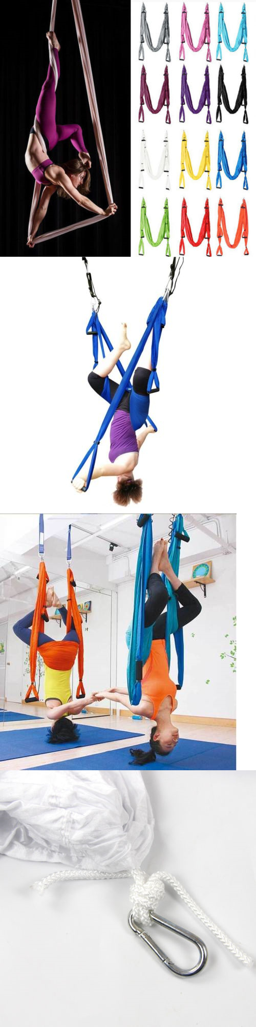 Medium image of yoga props 179809  aerial yoga trapeze swing sling hammock indoor anti gravity inversion prop tools