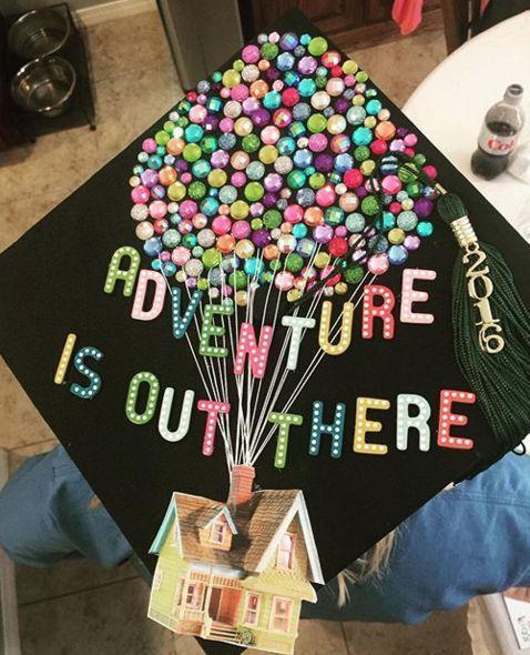 65 gorgeous graduation cap decoration ideas - Graduation Cap Decoration Ideas