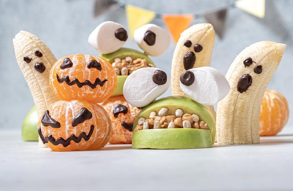 35 Recetas De Halloween Faciles Y Muy Originales Pequeocio Recetas Faciles Para Halloween Recetas De Halloween Recetas Dulces Para Halloween