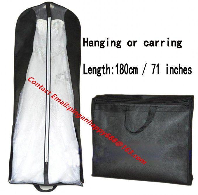 1bb774b0038b Wedding Dresses Garment Bag Dust Cover Storage Travel Bag #DustCover ...