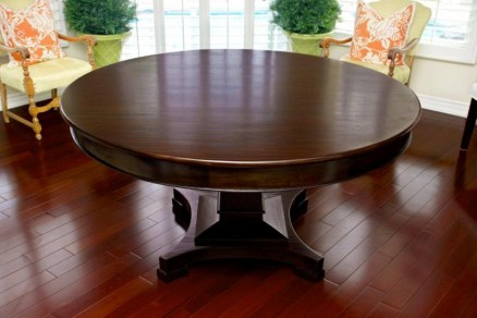 Solid Wood Cherry Grove Round Dining Table | Furniture I Love ...