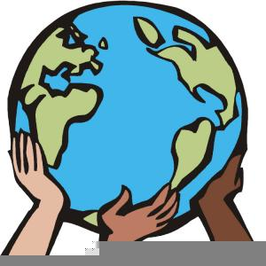 Hands Holding The Earth Clipart Image Earth Clipart Earth Drawings Earth Illustration