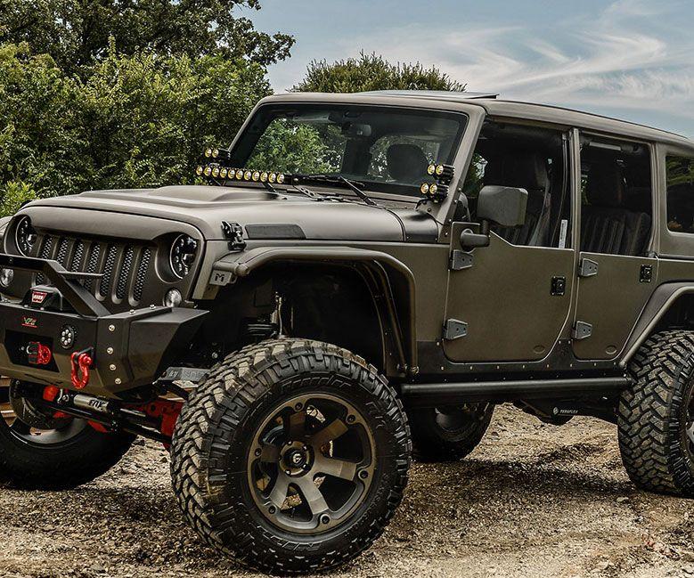 Jeep Wrangler Terminator (With images) Jeep wrangler