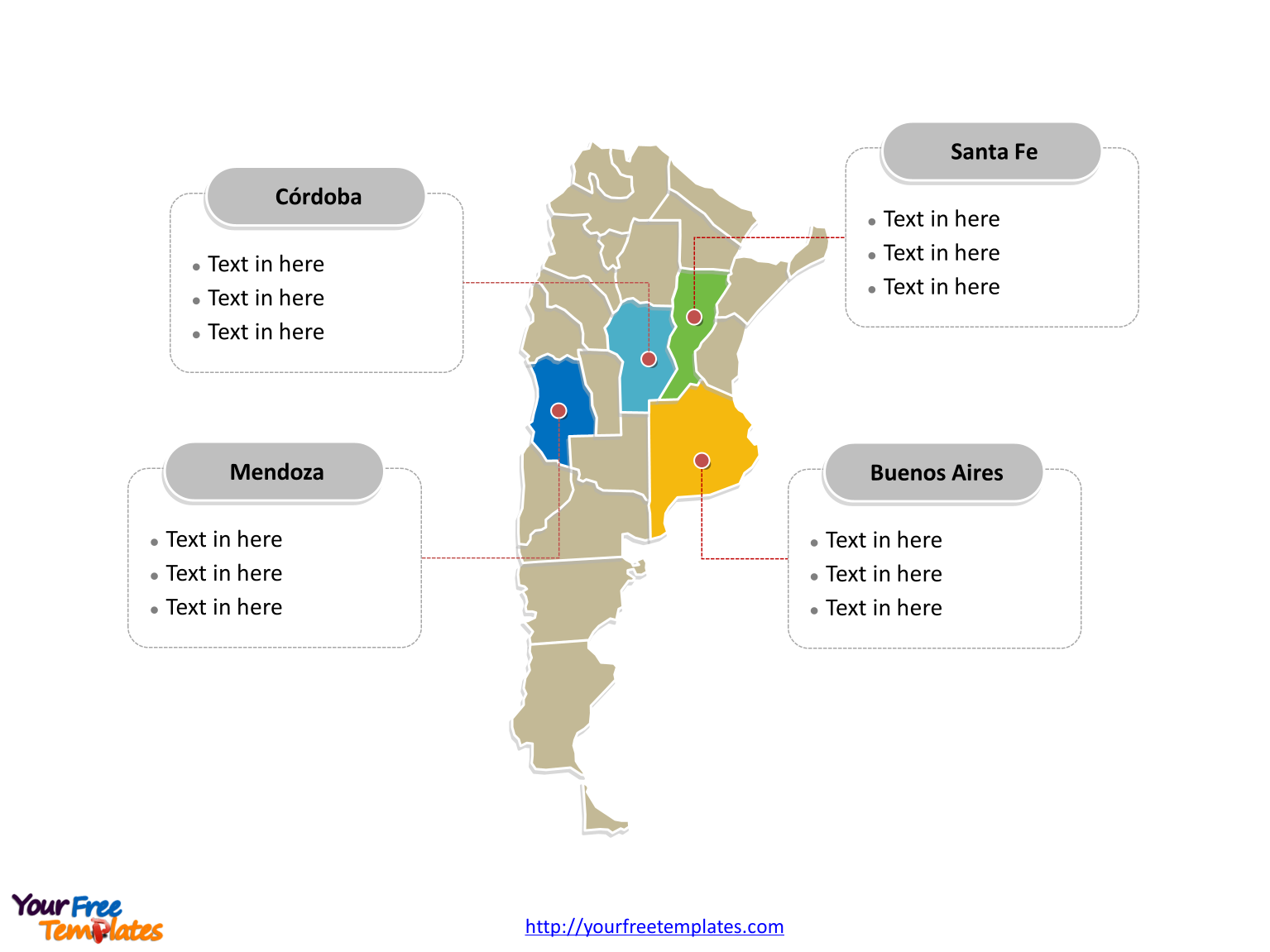 Best America Country Maps Images On Pinterest Country Maps - Argentina map download