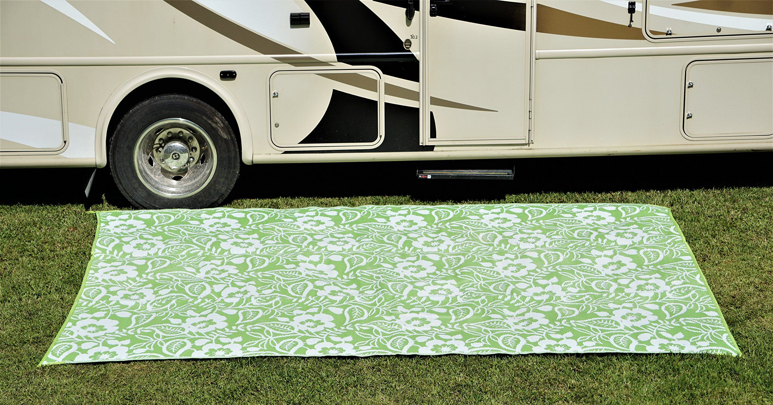 Rv Patio Mat Outdoor Rug For Patio 9x12 Camping Rug Large