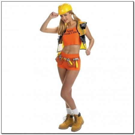 Construction worker costume sexy