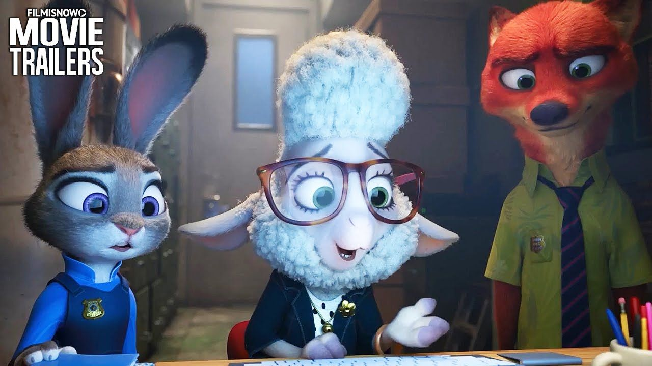 Meet Assistant Mayor Bellwether From Disney S Zootopia Hd Disney Zootopia Zootopia Zootopia Movie