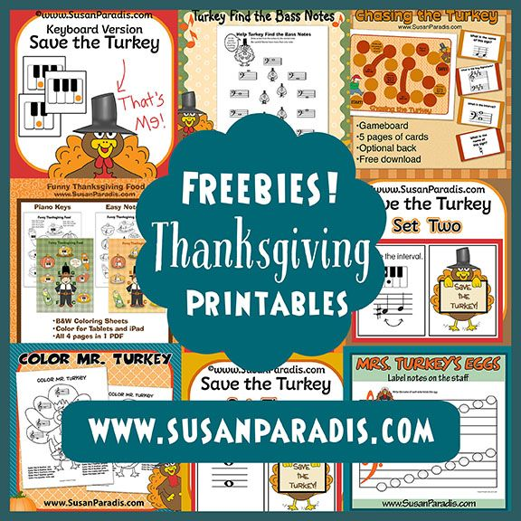 Thanksgiving Games and Handouts | Thanksgiving, Worksheets and Music ...