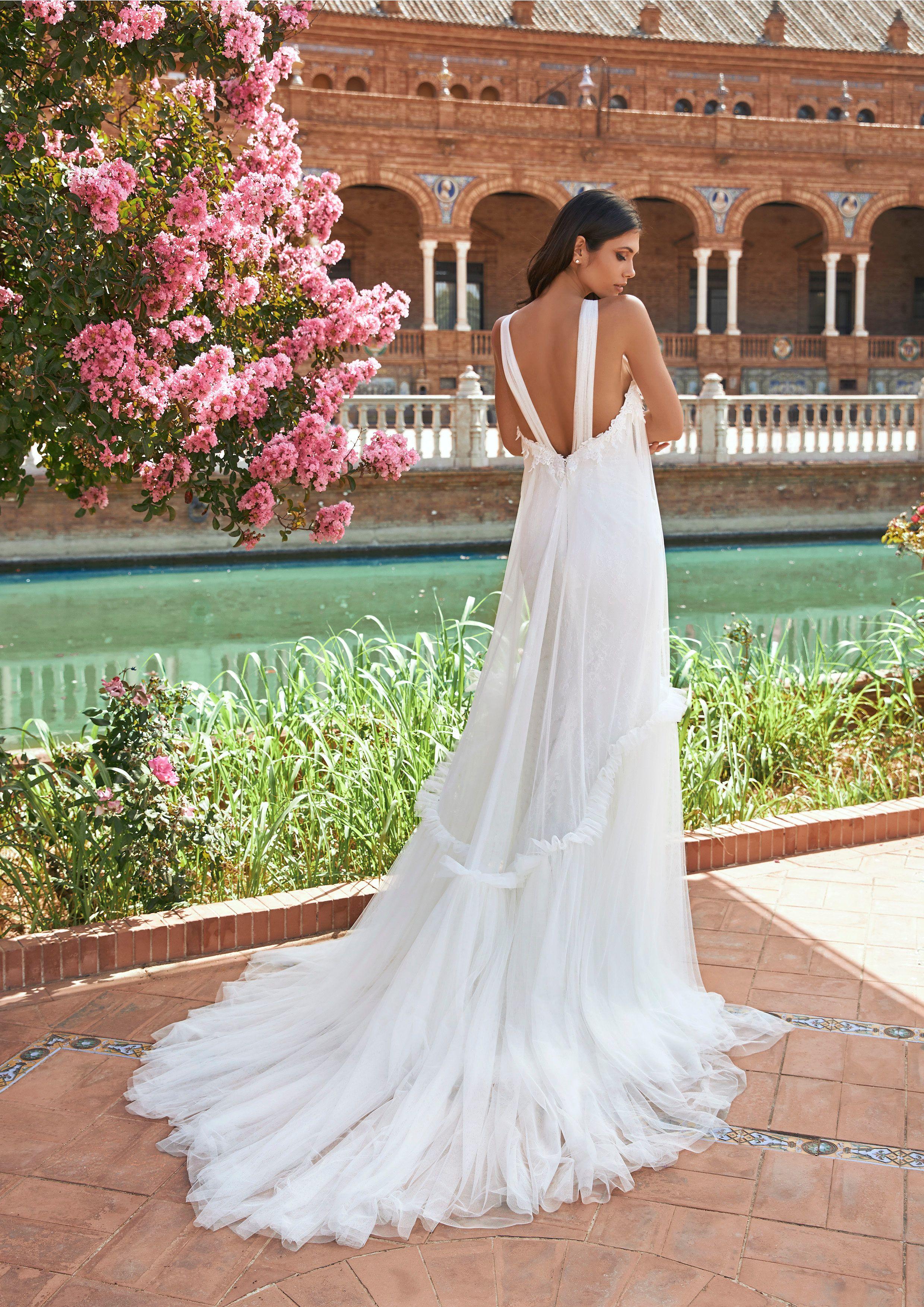 Mermaid Open Back Halter Wedding Dress With Lace Oropesse In 2021 Greek Wedding Dresses Wedding Dresses Wedding Dresses Lace [ 3508 x 2480 Pixel ]