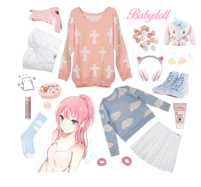 Pin On Soft Girl Outfits