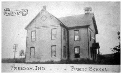 Gordon Edward Greenwood S Family Album Growing Up In Indiana Freedom Owen County Indiana Family Album Greenwood