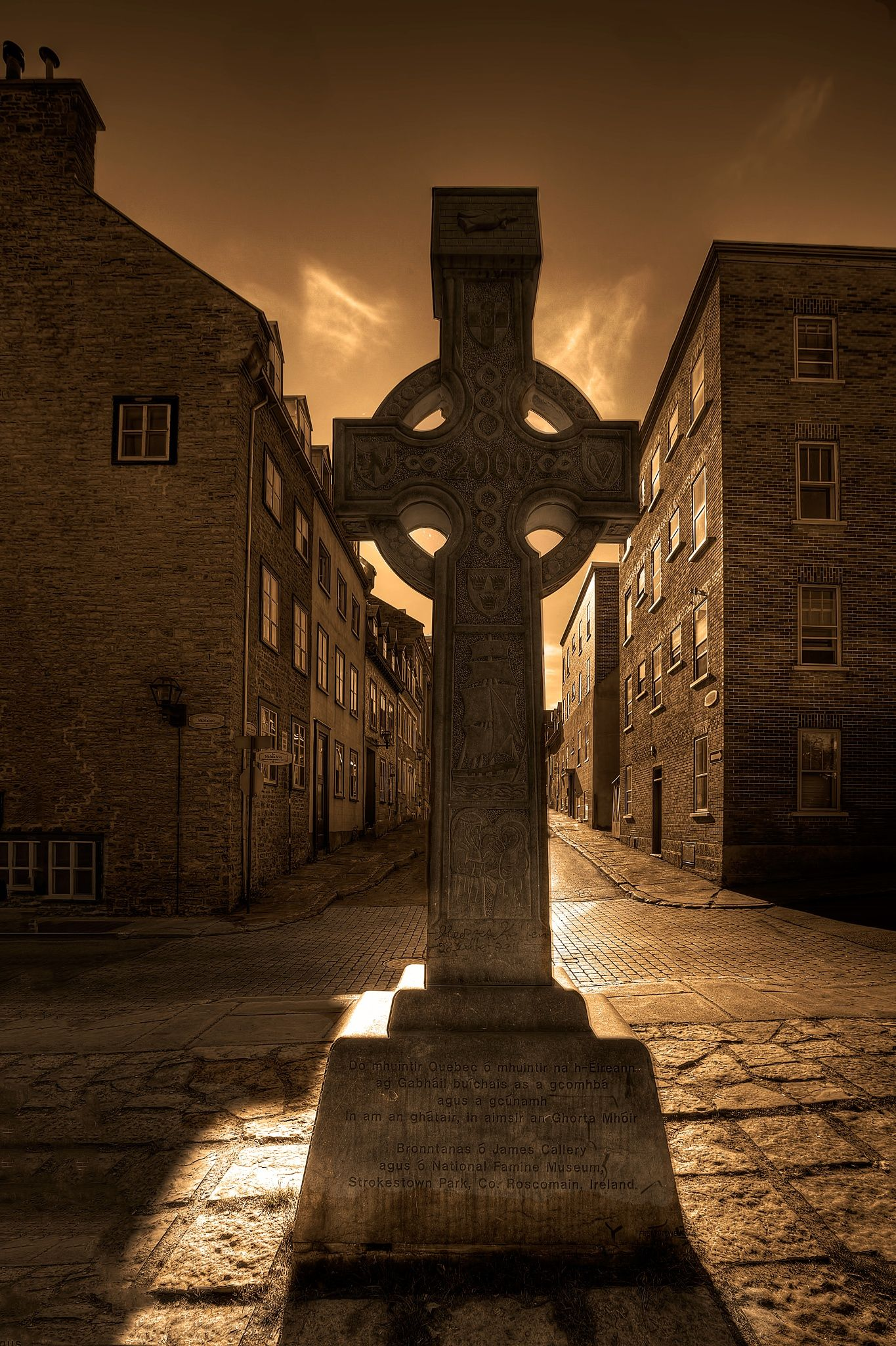 Celtic cross... by Roland Shainidze on 500px