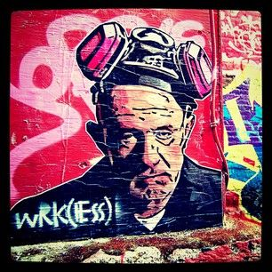 "Vancouver, British Columbia. | Brilliant ""Breaking Bad"" Street Art From Around The World"