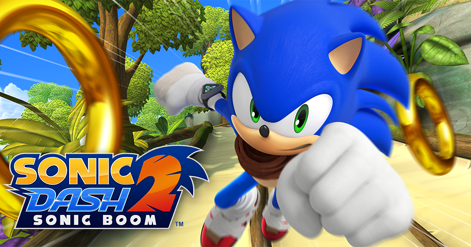 Free Game App Download Sonic Dash 2 Sonic Boom (With