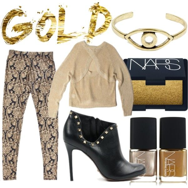 """""""gilded"""" by insanejungle on Polyvore"""