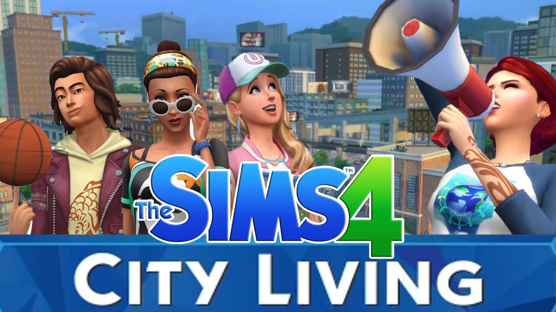 The Sims 4 City Living Download Sims 4 City Living Sims 4 Sims 4 Expansions