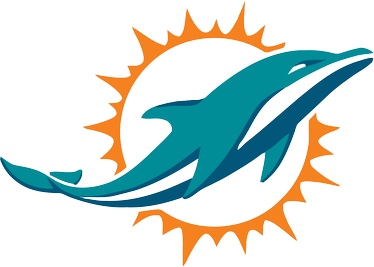 nfl football printable miami dolphins logo
