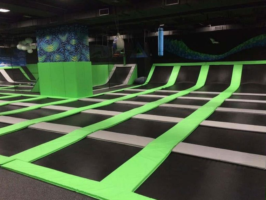 Trampoline room in house - Fitness Ryze Ultimate Trampoline Park Opens In Quarry Bay And Has Us Bouncing Off The