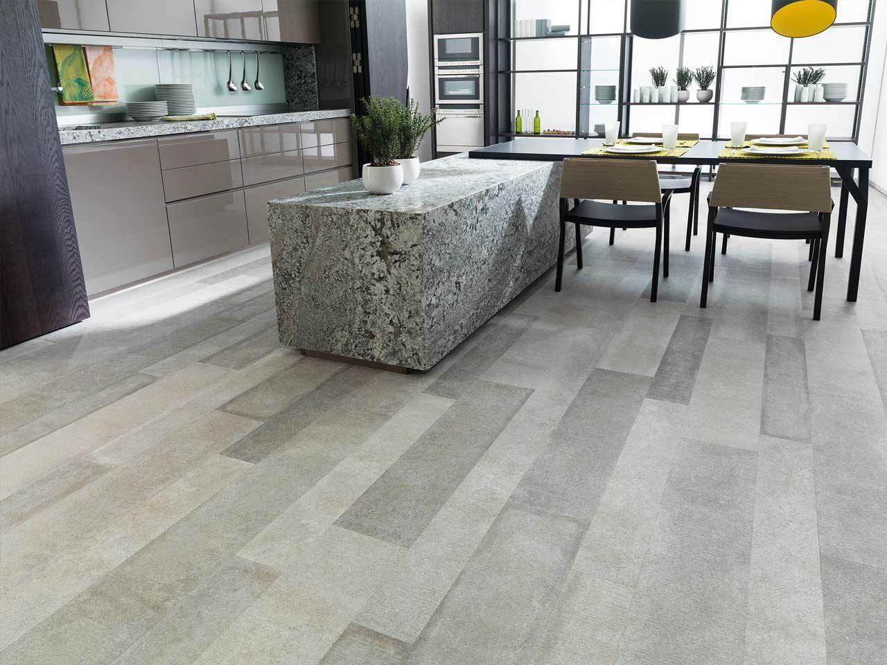 Piastrella da cucina da pavimento in gres porcellanato for Piastrelle cucina ristorante