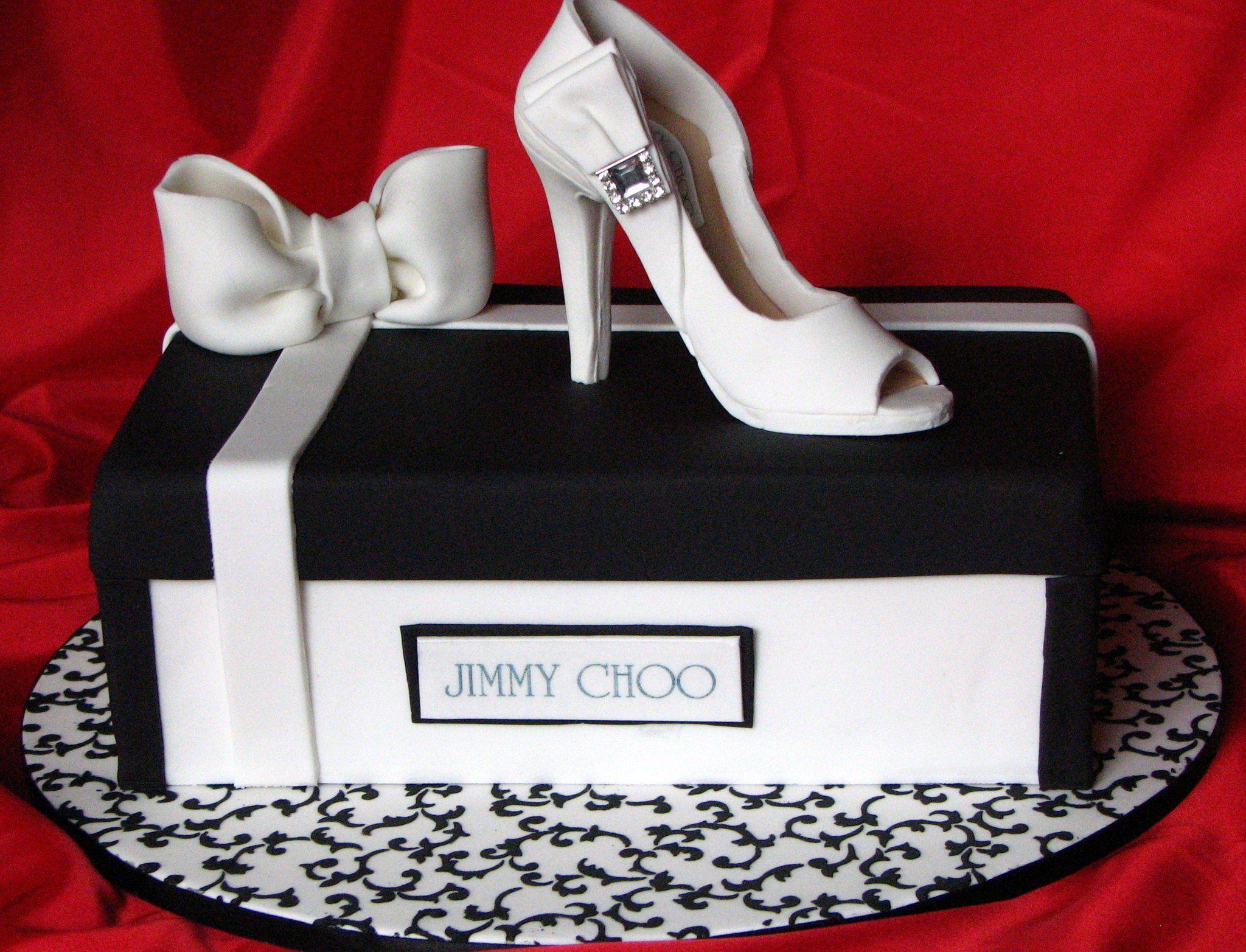 shoe box cake designs - Google Search