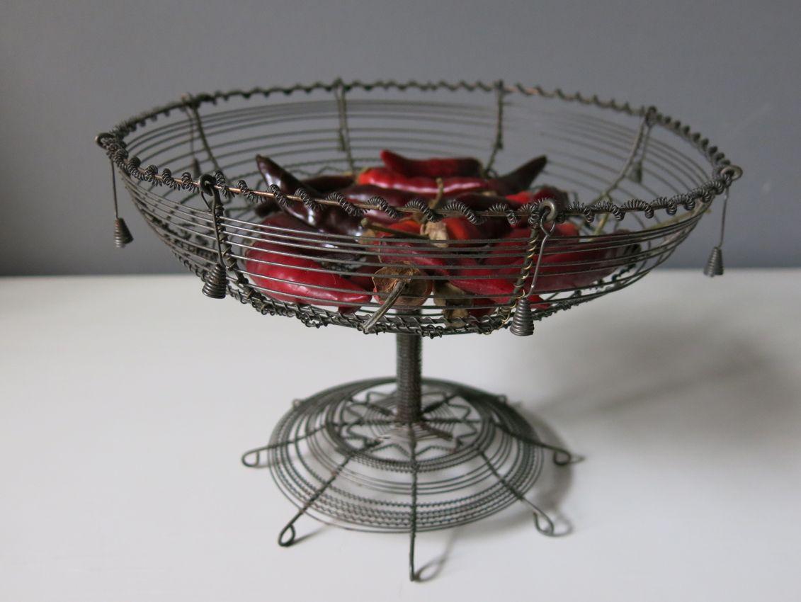 Drahtkorb | Draht-, Blech- und sonstige Sammlungen für meine Küche ...