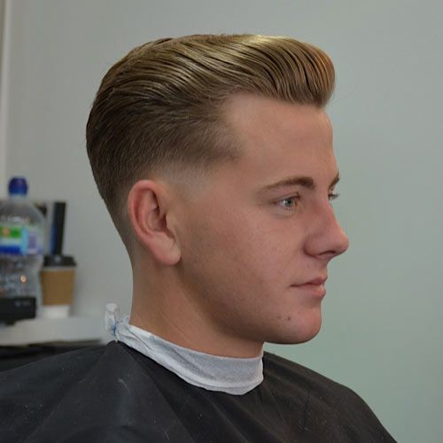 latest short hairstyles for men 2016 pompadour style