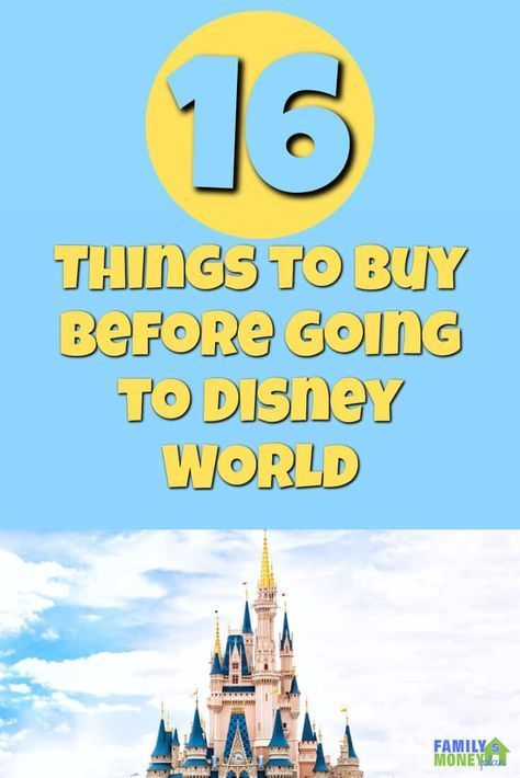 Disney can get expensive. If You Are Planning a Trip to Disney Here Are 16 Things to Buy Before Going to Disney World   Buy them before you leave and save money   Disney World  Family Travel   Save Money  