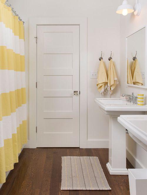 Great Awe Inspiring Bathroom Trim Ideas With Oak Floor Mirror Ceiling Wood Wall  Tile Cabinet Color Door