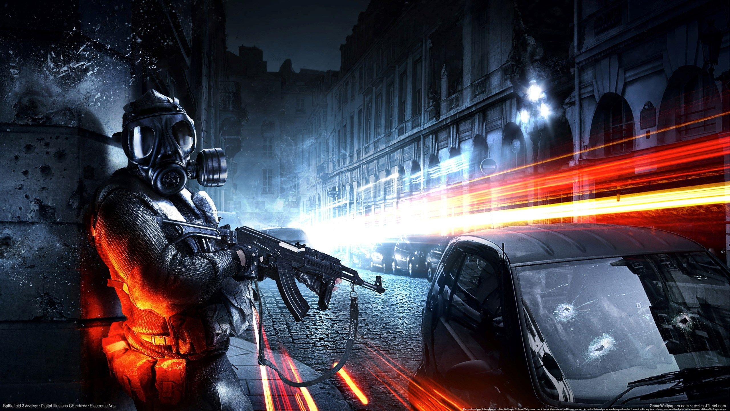 winchell gill - battlefield 3 macbook wallpapers hd - 2560x1440 px