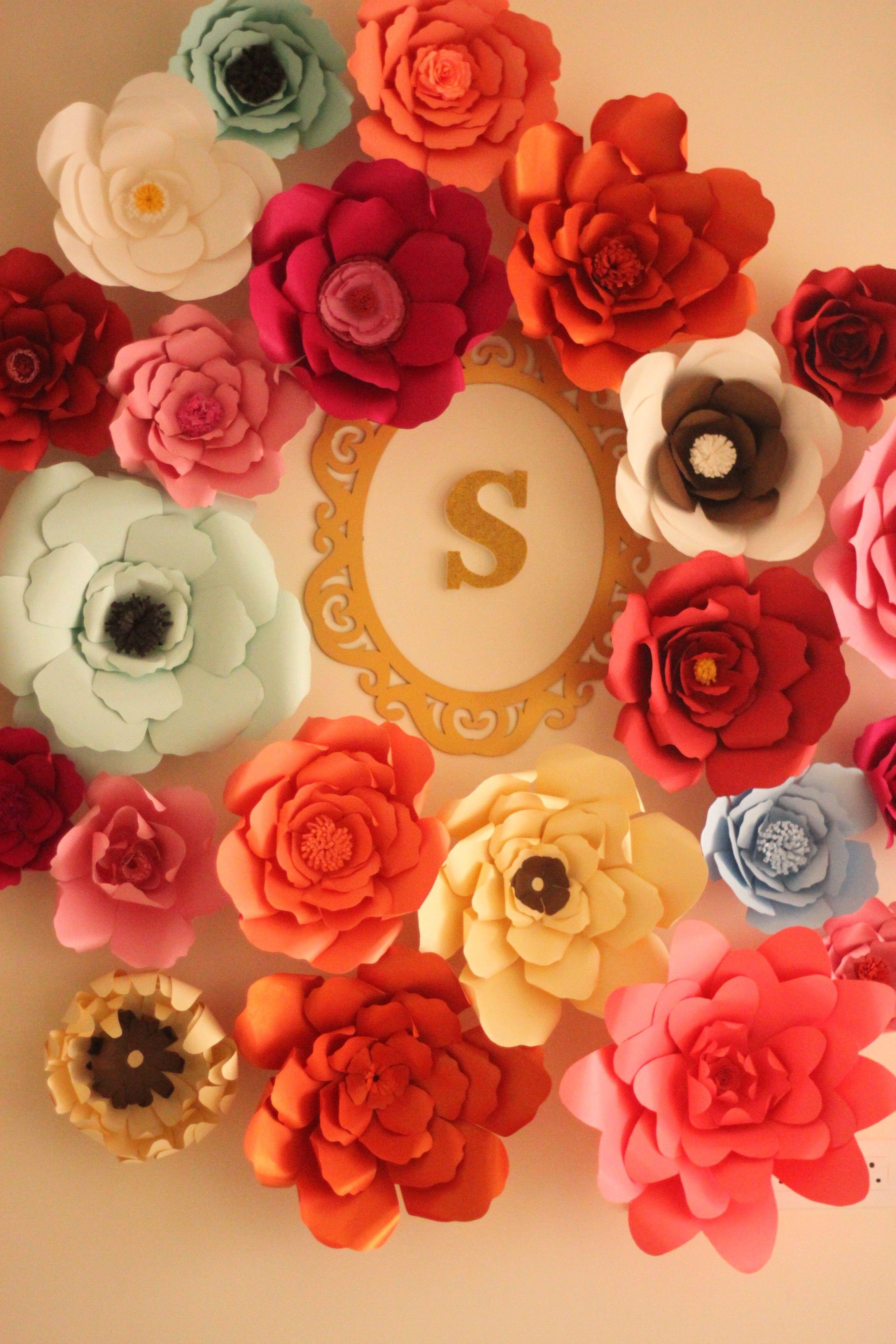 Pin By Sushma Shetty On Diy Paper Flowers Pinterest