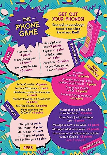 Photo of Party games for teenagers free printable 27  Ideas