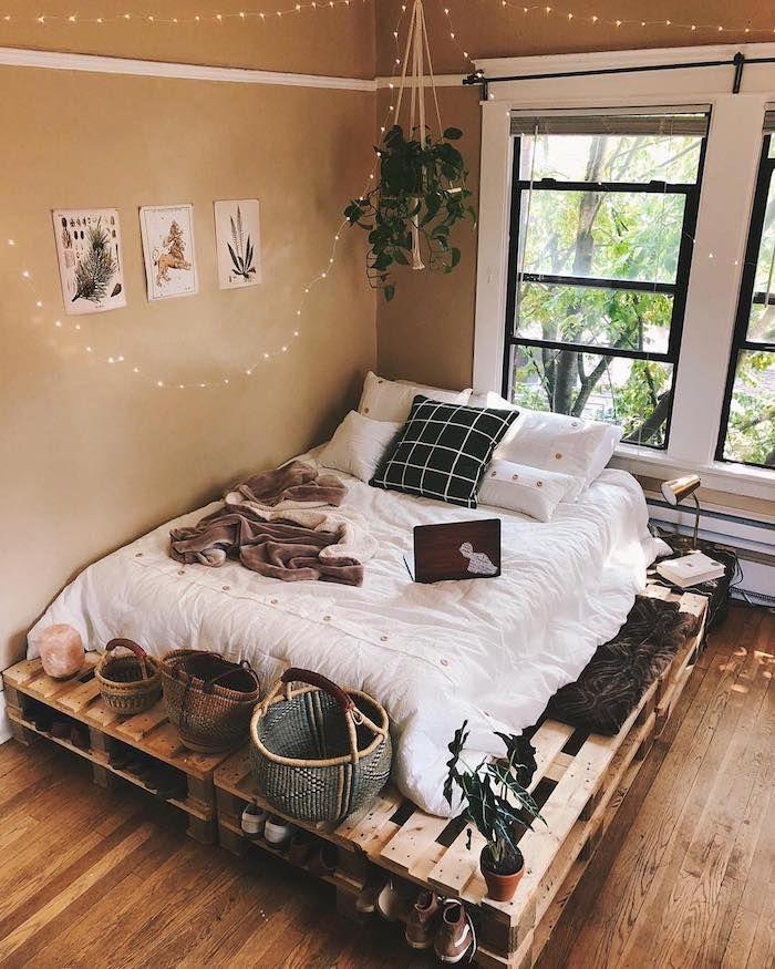 1001 Idees Pour Reussir La Deco Chambre Tumblr Deco Appartement Decoration Chambre Cocooning Deco Chambre