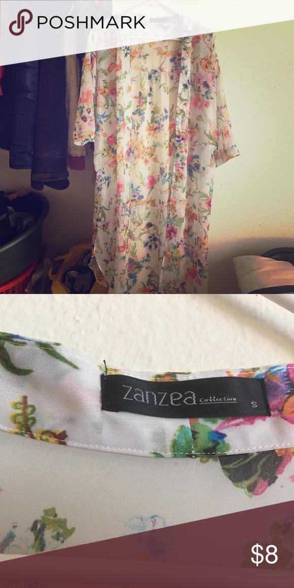 Kimono Beautiful zanzea collection Tops
