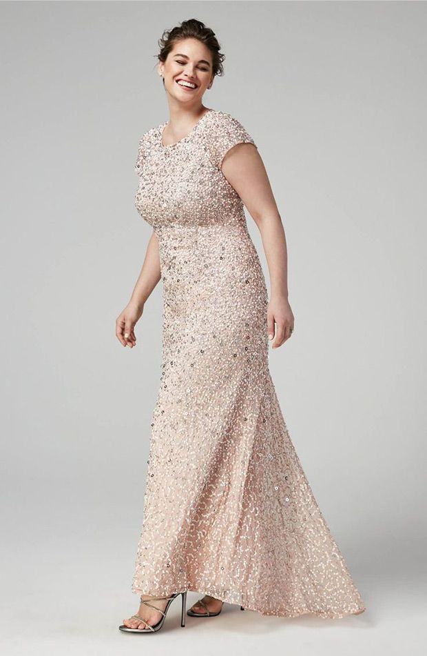 Where To Find Plus Size Bridesmaid Dresses And Handy Shopping Tips
