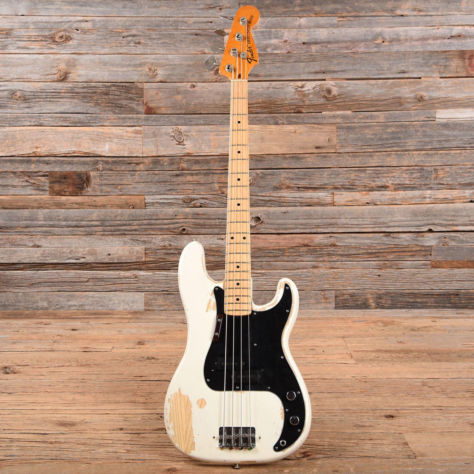 Fender Precision Bass 1970 1983 Reverb Fender Precision Bass Fender P Bass Taylor Guitars Acoustic