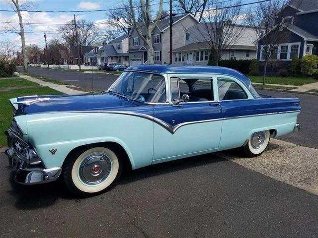 1955 Ford Club Sedan For Sale Ford Fairlane Fairlane Ford
