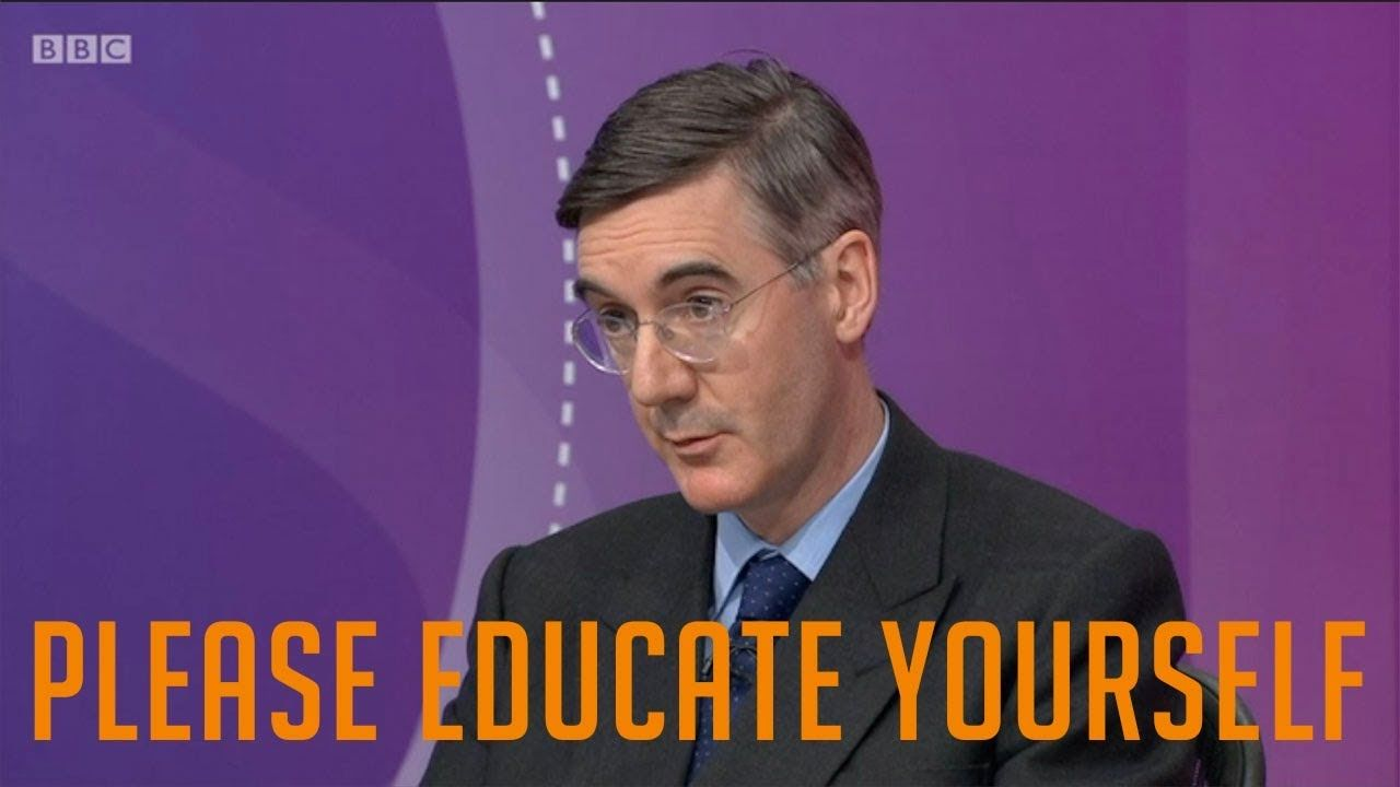 The Jacob Rees-Mogg Lie | South Africa (2019) | writing