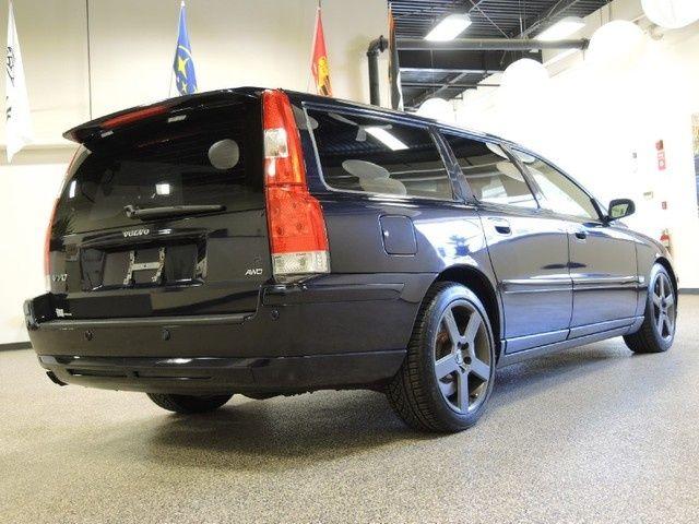 2004 Volvo V70 R Turbo Wagon Awd Volvo V70 Awd Used Volvo Volvo